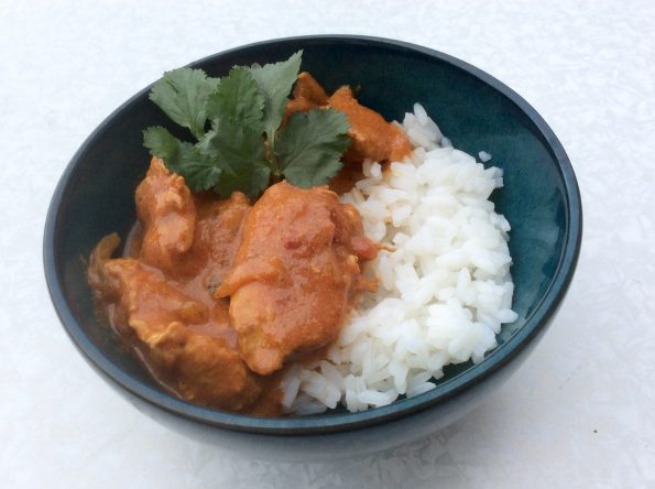 Chicken and Tomato Curry