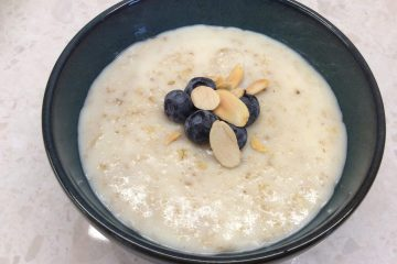 Easy Breakfast Porridge